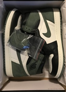 jordan 1 retro clay green
