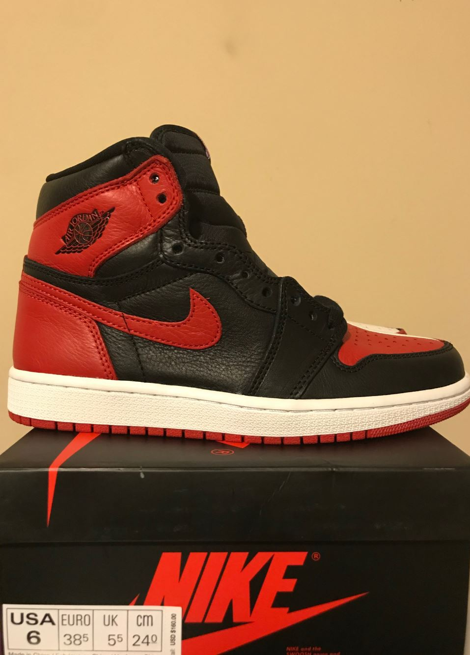 jordan 1 retro homage to home5